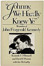 1972-Dated Signed Paperback Commemorative Book: Johnny, We Hardly Knew Ye