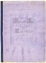 1863-Dated Collection - Bond and Free: Five Sketches Illustrative of Slavery