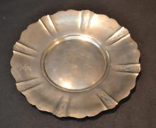 STERLING SILVER TRAY - 10 1/2