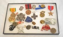 ASSORTED AMERICAN MEDALS