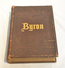 THE POETICAL WORKS OF LORD BYRON WITH FINE