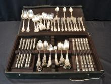 LATE 19thC GORHAM STERLING SILVER