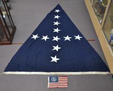 STAR PENDANT STYLE FLAG (98