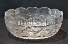 WATERFORD CRYSTAL BOWL - 8