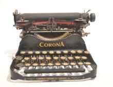 CORONA  MODEL 3 PORTABLE TYPEWRITER