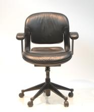 HERMAN MILLER EQUA SWIVEL CHAIR WITH