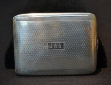 STERLING SILVER CARD CASE - 4