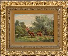 THOMAS BIGELOW CRAIG, Pennsylvania, 1849-1924,