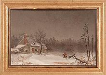 WILLIAM VAN DE VELDE BONFIELD, American, 1834-1885,