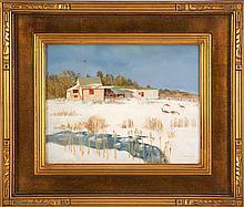 ROBERT BARRY, Massachusetts, Contemporary,