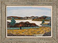 ROSS E. MOFFETT, Provincetown, 1888-1971,