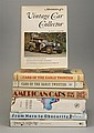 (CLASSIC AUTOMOBILES) Seven books. 1) Ralston, Pierce-Arrow. 2) Miller & McCalley, From Here to Obscurity. 3) Wherry, Automobiles of...
