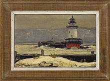 ANDREW GEORGE WINTER, New York/Maine/Massachusetts, 1893-1958,