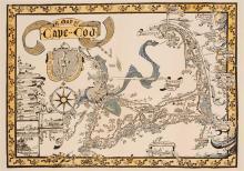 MELANIE ELISABETH LEONARD, Cape Cod, 20th Century,
