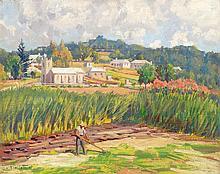 GUSTAVE CIMIOTTI, American, 1875-1969,