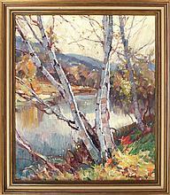 EMILE ALBERT GRUPPE, Massachusetts, 1896-1978,