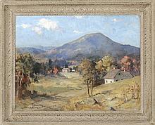 CHARLES E. BUCKLER, American, 1869-1953,