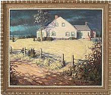 HAROLD MATTHEWS BRETT, Cape Cod, 1880-1955,