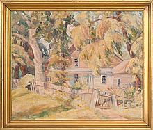JESSIE GOODWIN PRESTON, American, 1880-,