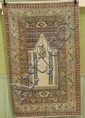 ORIENTAL RUG: TURKISH PRAYER 3'11
