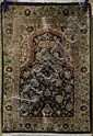 ORIENTAL RUG: PERSIAN PRAYER 3'0