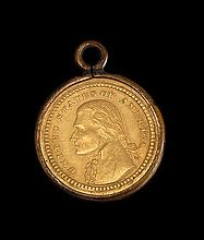 LOUISIANA PURCHASE EXPOSITION ONE DOLLAR GOLD PIECE
