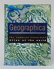 (ATLAS) Forbes, S., et al (eds.), Geographica: The Complete Illustrated Atlas of the World. Australia, 2002. Folio. Pictorial boards...