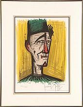 BERNARD BUFFET, French, 1928-1999,