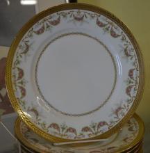 12 Pc. Limoges Plates