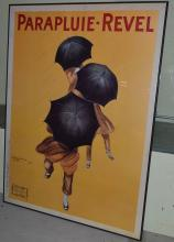 Parapluie Revel Paris Poster
