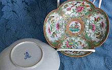 Pr. 1850's Chinese Export Bowls by