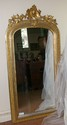 Gold Gilt Arch Top Pier Mirror
