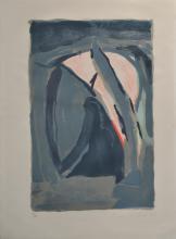 Bram VAN VELDE (1895-1981) Composition.
