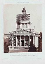 Charles MARVILLE [Charles François BOSSU dit] (1816-1879). Église du Panthéon, r
