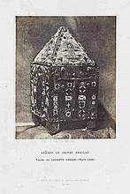 Hippolyte MALÈGUE (1825-1901). Album photographique d'archéologie religieuse. Le