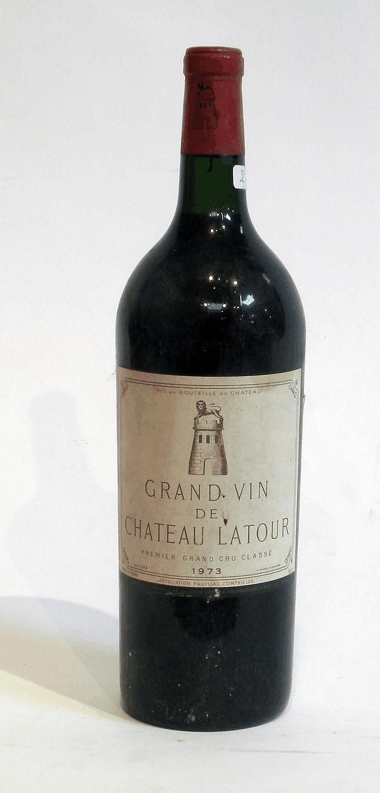 1 magnum Château LATOUR 73