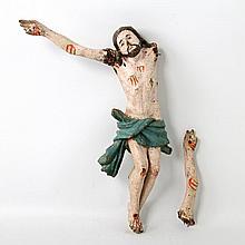 Christuskorpus, ITALIEN, 18.Jh.,