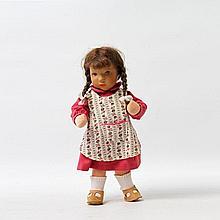 KÄTHE KRUSE Puppe, 20.Jh.,