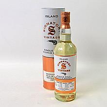 1 Flasche ISLE OF JURA Signatory Vintage, 1997/2009