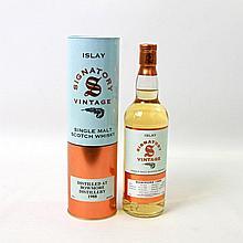 1 Flasche BOWMORE Signatory Vintage, 1988/2005