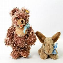 STEIFF Teddy Zotty und Hase