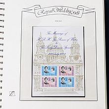 Royal Wedding 1981 - Thematische Sammlung,