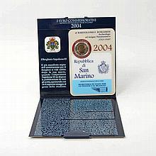San Marino - 2 Euro 2004, Bartolomeo Borghesi,