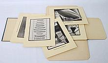 Thematik Zeppelin - Seltenes Buch mit 'Originalphotographien' LZ 126,