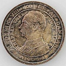 Dänemark - Frederik VIII., 1906-1912, 2 Kronen 1906 auf den Thronwechsel,
