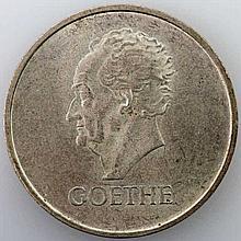 Weimarer Republik - 3 Mark Goethe 1932/D