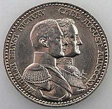 Sachsen Weimar Eisenach - 3 Mark 1915,