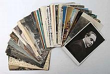 Historische Postkarten Alle Welt, Anf. 20. Jh.,