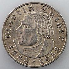 III. Reich - Luther 1933/F,