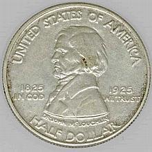 USA - Halfdollar 1925. Fort Vancouver Centennial - Hudsons Bay Company.